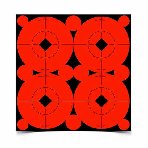 Target Spots Red 40-3