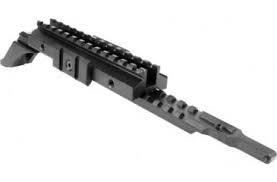 AK / Saiga Adjustable Top Tri-Rail Mount