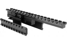 Mosin Nagant Tactical Tri-Rail Mount