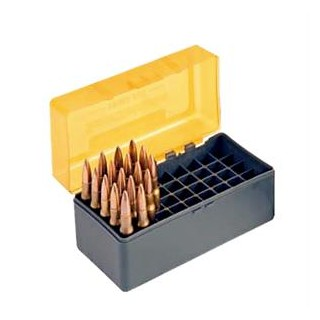 50 Rifle Rounds box [6mm PPC - 6.8mm R SPC - 7,62x39 - ]