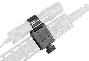 Conventional Flashlight Mount