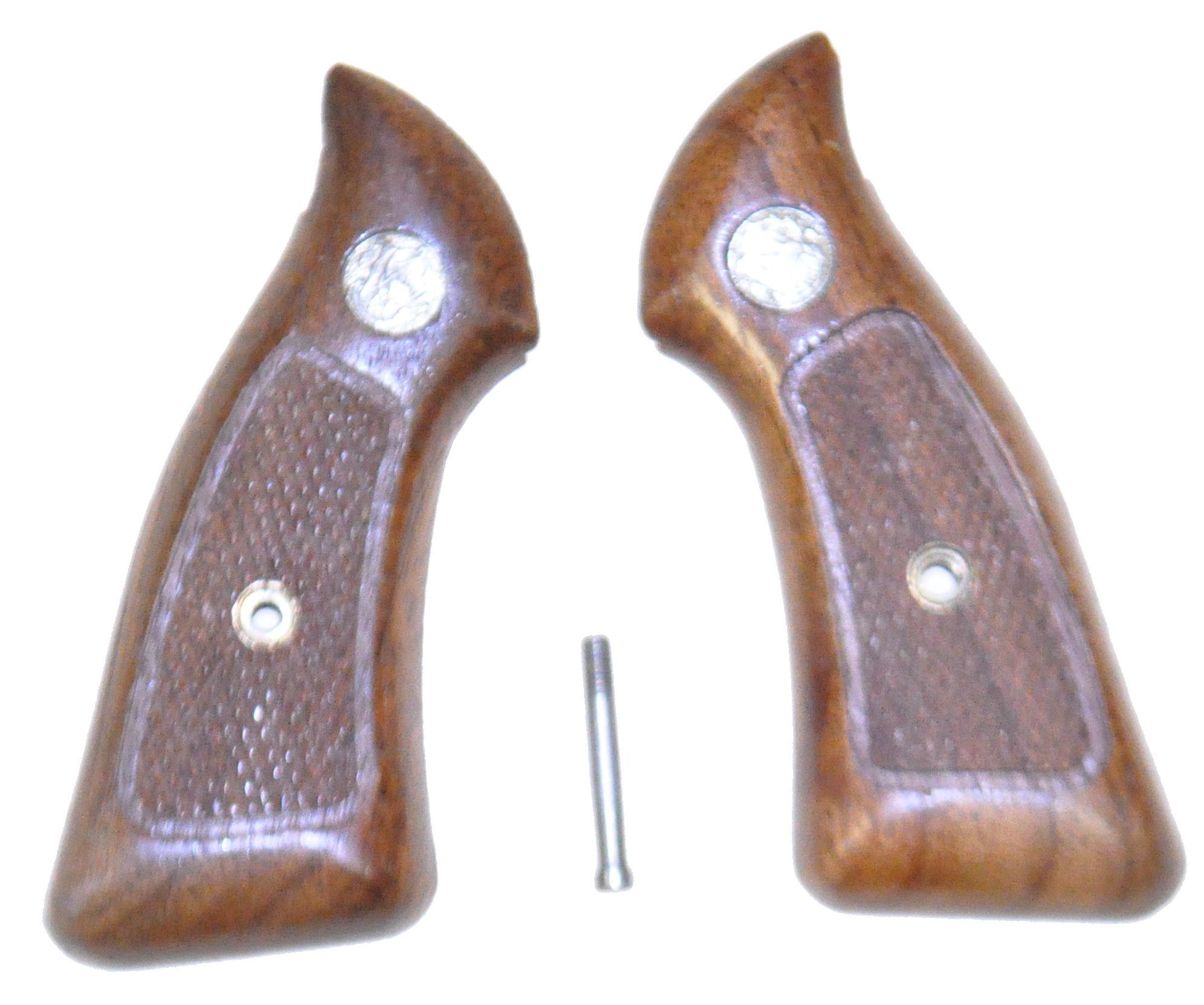 S Amp W J Frame Square Butt Original Grips
