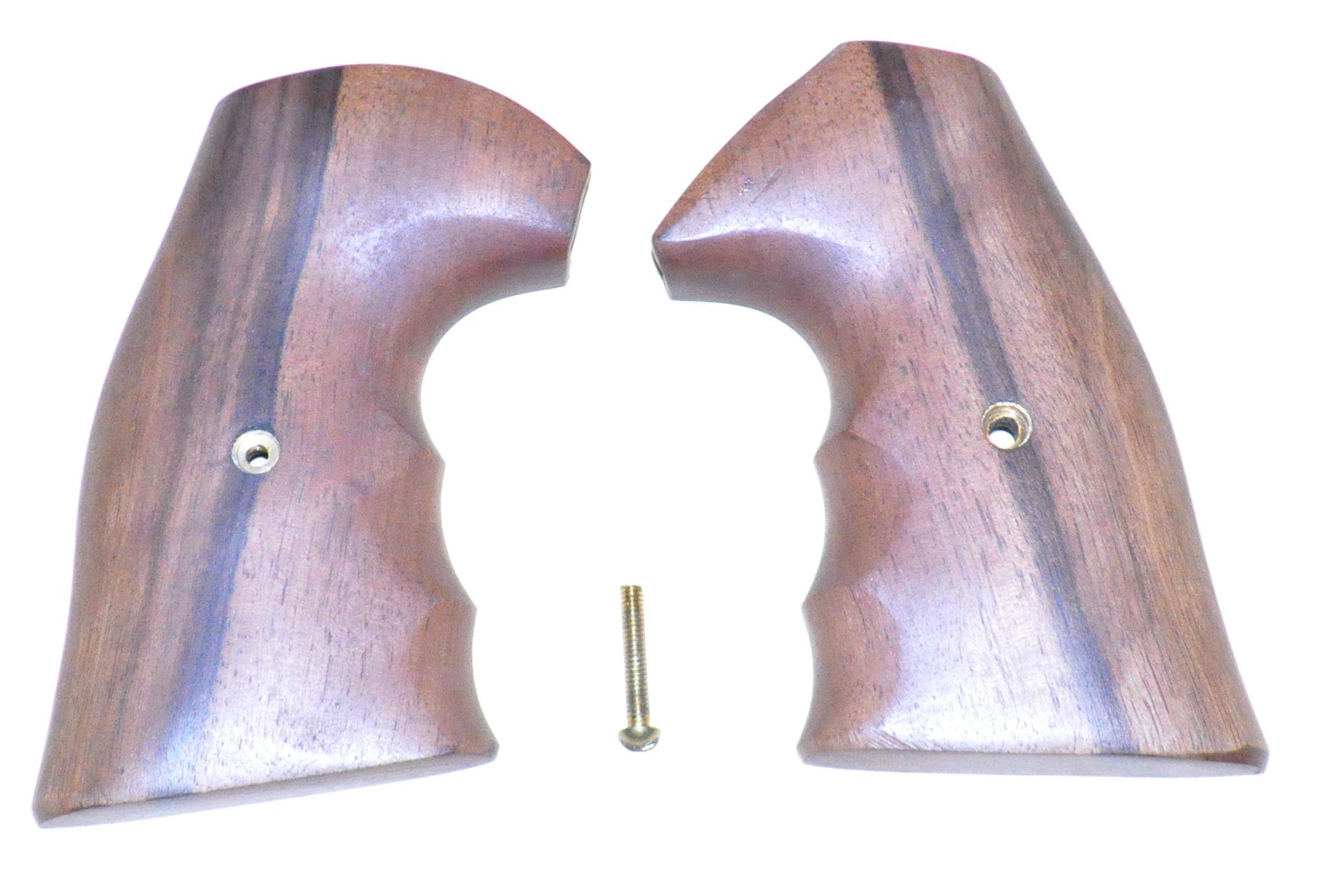 Colt D-frame houten grips