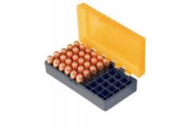 50 Pistol Rounds box [.38 SP - .357 Mag - . 38 Super]