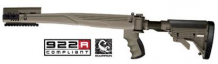 | SKS 6-Position/Side Folding Desert Tan Stock