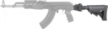 AK-47 Strikeforce 6-Position Adjustable & Side Folding stock