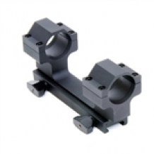 AR-15/M16 Flat Top 30mm Dual Ring Aluminium Scope Mount