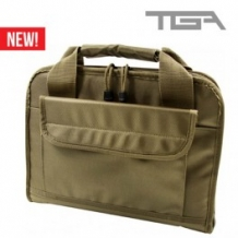 Discreet Pistol Bag Flat Dark Earth